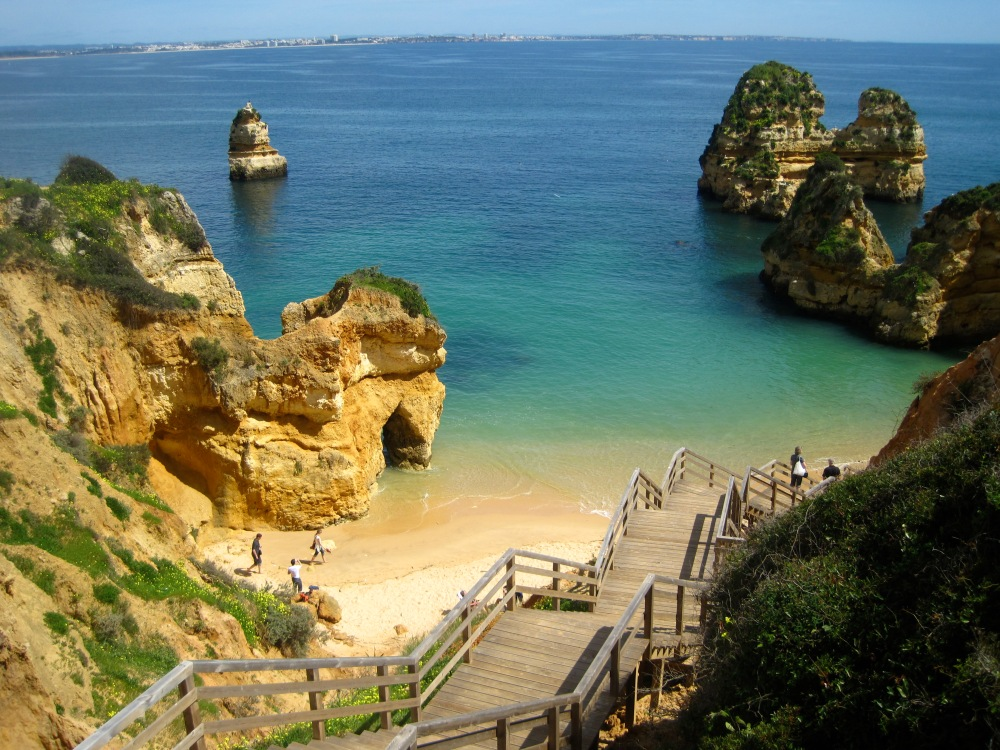 Lagos-in-Portugal-Beach